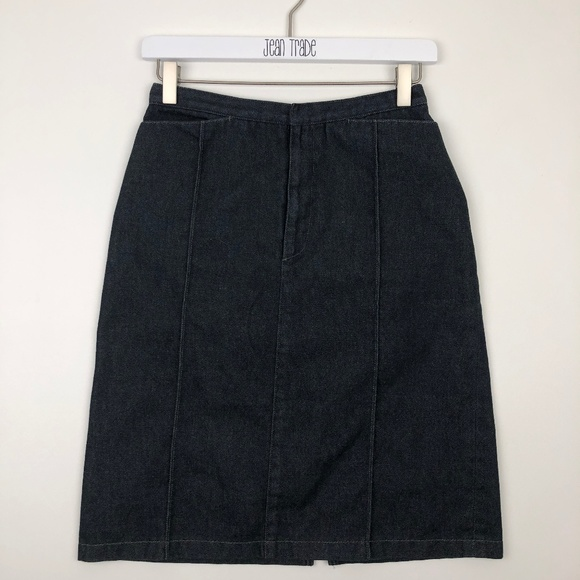 Comme Ca Ism Dresses & Skirts - Comme Ca Ism Denim Skirt